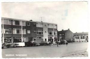 4 voorzijde_nieuwe_winkel_1964_maasdijk